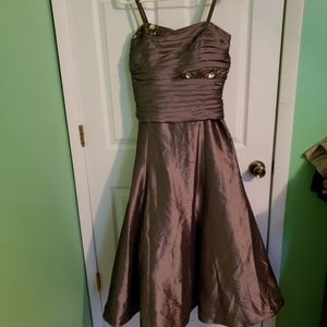 KM Collections by Milla Bell Gown size 8 🥰🥰❤❤